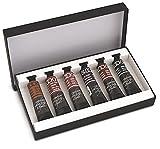 Honsell Blockx 40646 - Juego de pinturas al óleo (6 x 20 ml, alta concentración de pigmento, 100%...